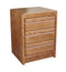 OD-O-C314 - Contemporary Oak 3 Drawer Nightstand - Oak For Less® Furniture