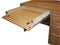 "OD-O-C642 - Contemporary Oak 48"" Student Desk - Oak For Less® Furniture"