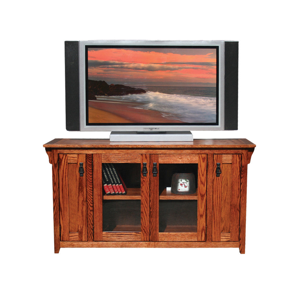 "OD O M220 Mission Oak 56"" TV Stand"