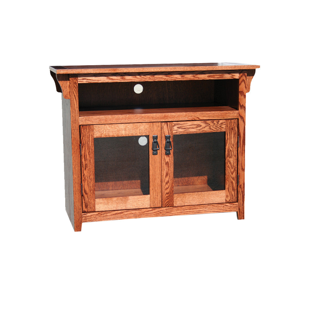 "OD O M236 Mission Oak 38"" TV Stand"