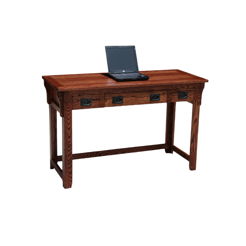 Od O M355 Mission Oak 52 Quot Lap Top Writing Table Desk