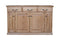 "OD-O-T231-wood - Traditional Oak 56"" TV Stand / Console / Buffet - Oak For Less® Furniture"