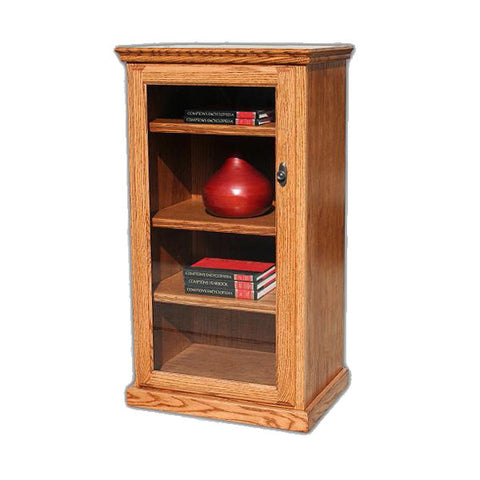 Best Of Wood Media Cabinet with Glass Doors