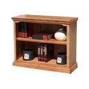 "OD-O-T3630 - Traditional Oak Bookcase 36"" w x 13"" d x 30"" h - Oak For Less® Furniture"