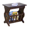 SD-2133DC2 - Santa Fe Rustic Magazine Table - Oak For Less® Furniture