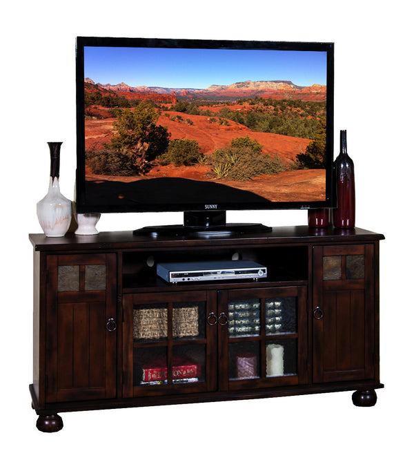 Rustic Solid Wood Tv Stands Amp Consoles Oak For Less