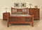 Heartland Quartersawn Oak Bedroom Suite C - King Size - Oak For Less® Furniture