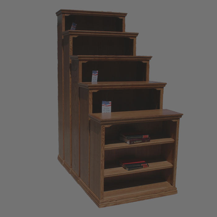 Bookcases in All Sizes