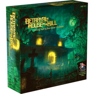 Gaming Review: Betrayal At House on the Hill