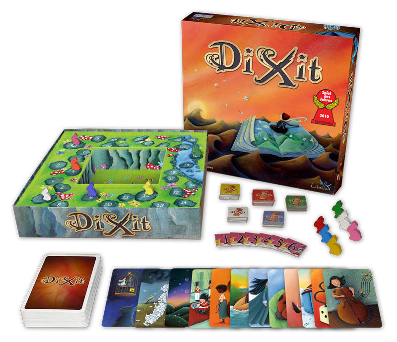 Gaming Review: Dixit