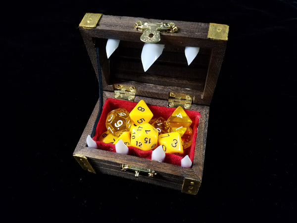 Mimic Dice Box