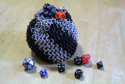 Chain Maille Bag, Large 1-Color
