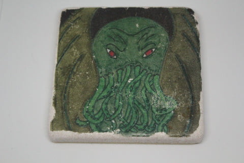 Lovecraft Coasters