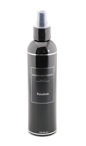 Scentsational Premium Room Spray Resolute