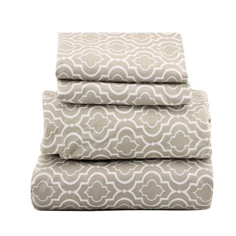 Geometric Tile Sheet Set - jaycorner.com