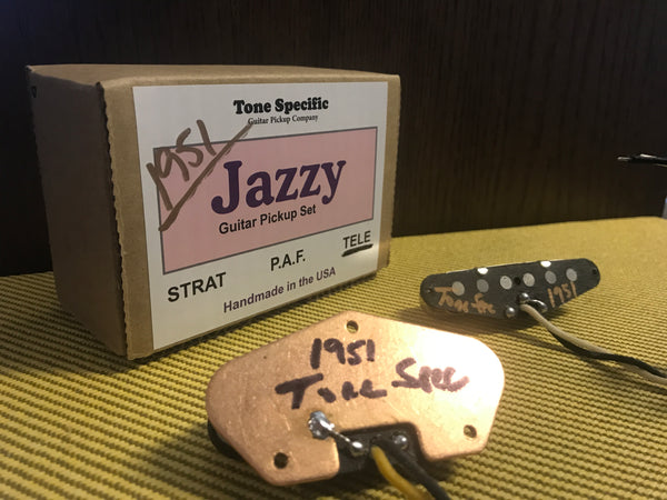 1951 Jazz Tele Set