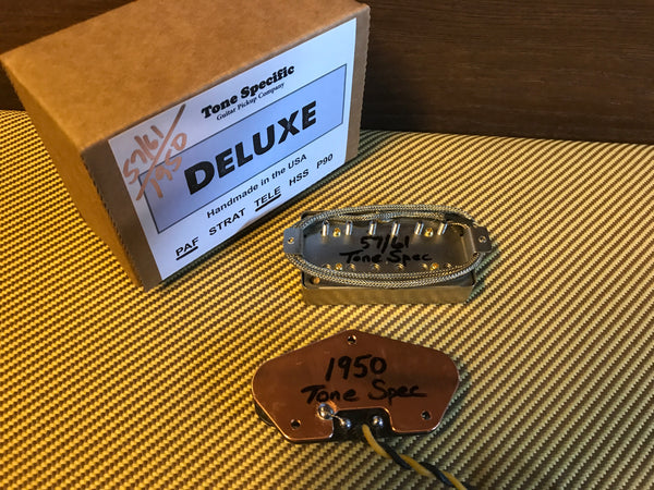 Deluxe Tele Set w/PAF Neck