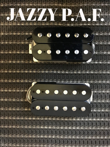 1957 Jazz Classic P.A.F. Humbucker Set - Best Jazz Humbuckers