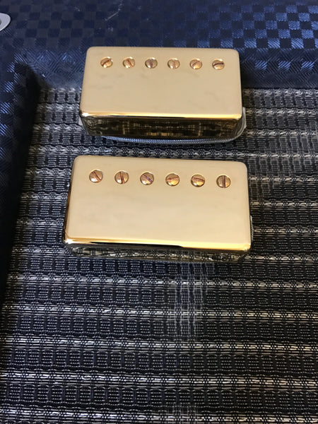 1957 Jazz P.A.F. Humbucker Set - Best Jazz Humbuckers