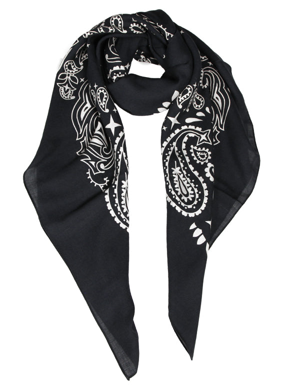 X-Large Bandana - Black