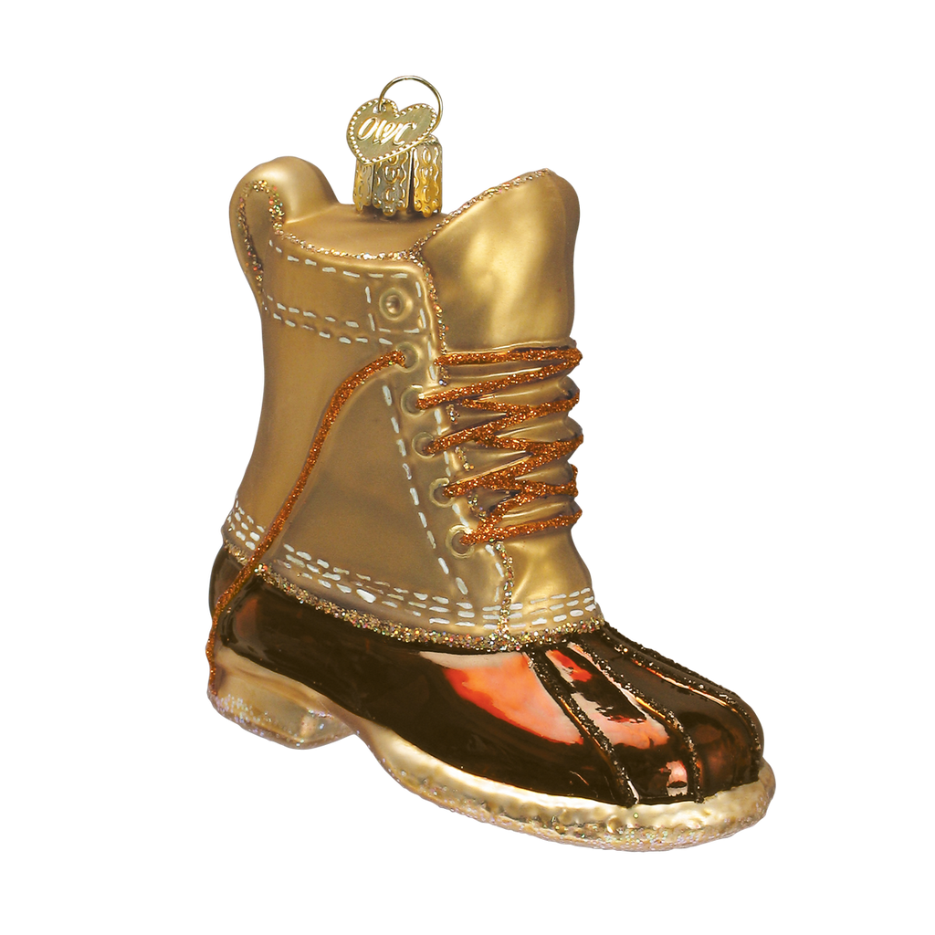 Field Boot Ornament