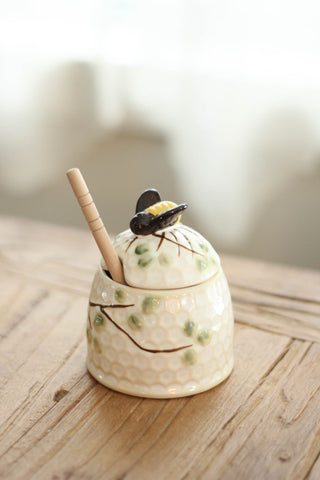 Bee Sweet Honey Jar
