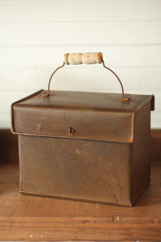 Rust Recipe Box