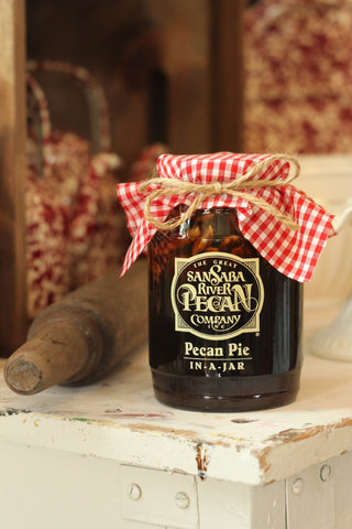 Pecan Pie-In-A-Jar