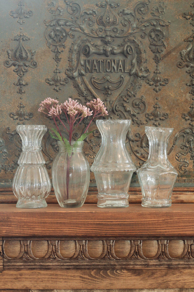 Church Lady Luncheon Vase Set