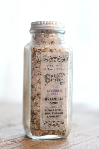 Botanical Soak | Lavender Rose
