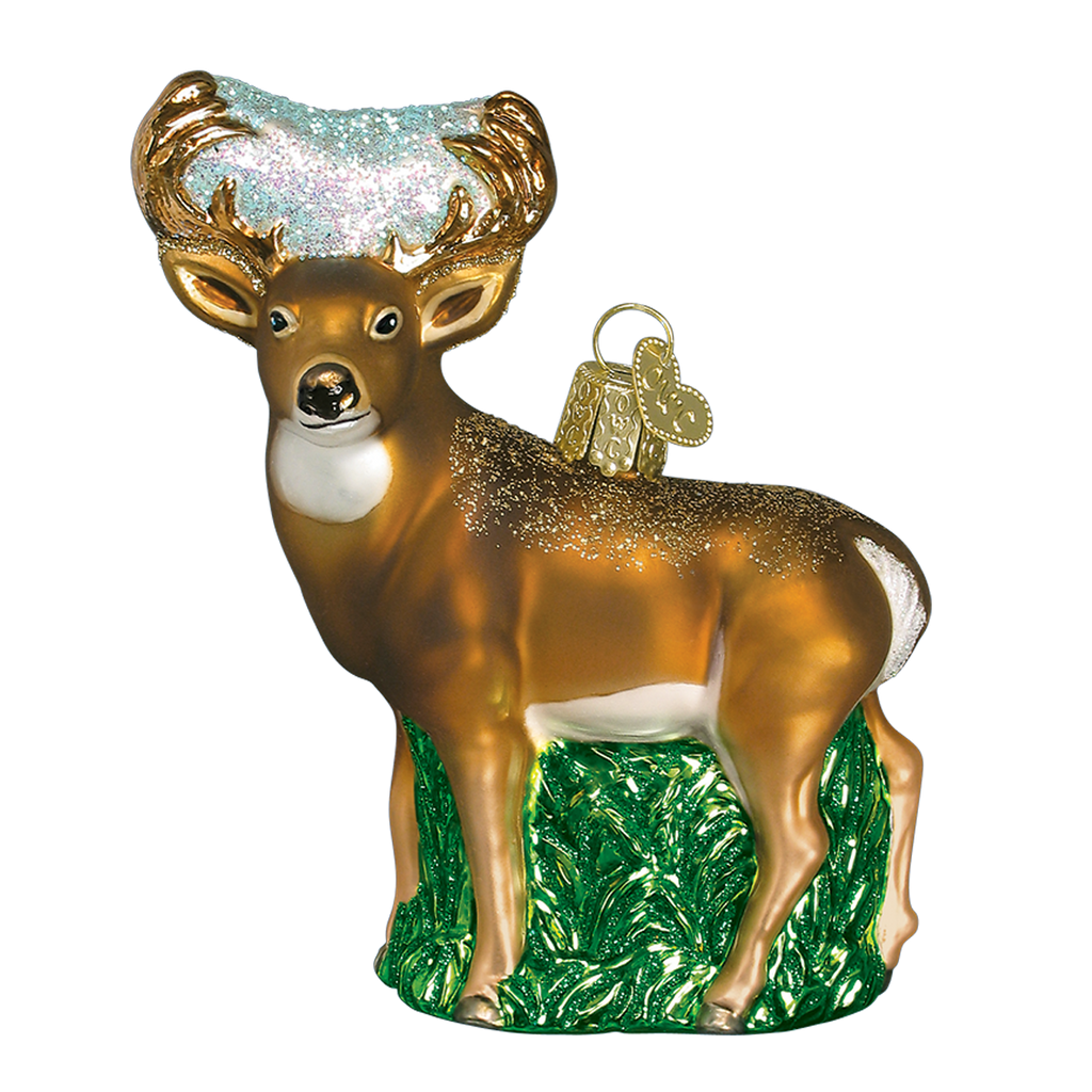 Whitetail Ornament