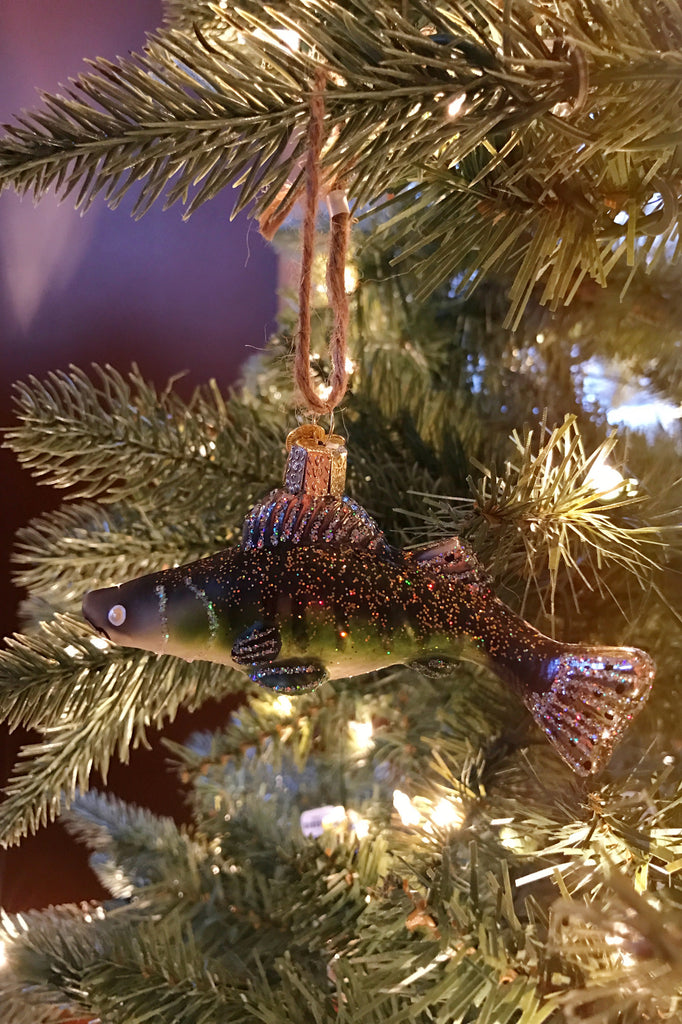 Walleye Ornament