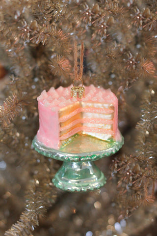 Bakery Cake Stand Ornament