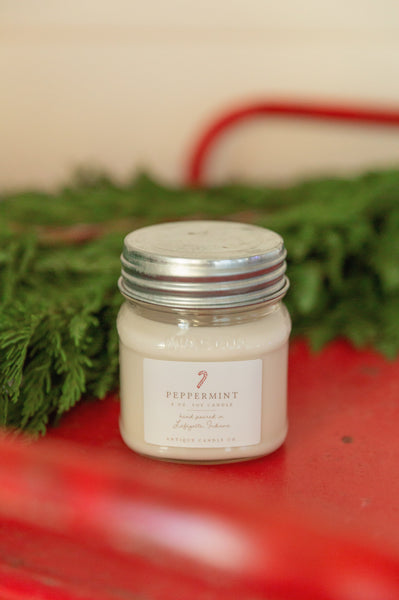 Peppermint Candle 8 oz