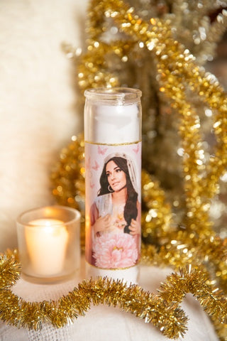 Kacey Prayer Candle