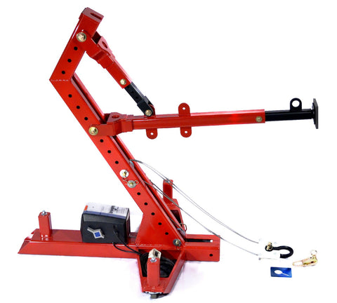 THE MIGHTY DUKE POWER PULL MD-301UP FRAME MACHINE AUTOBODY COLLISION ...