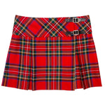 Ladies Tartan Contemporary Skirt