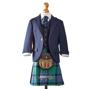 Boys Tartan Kilt to Hire