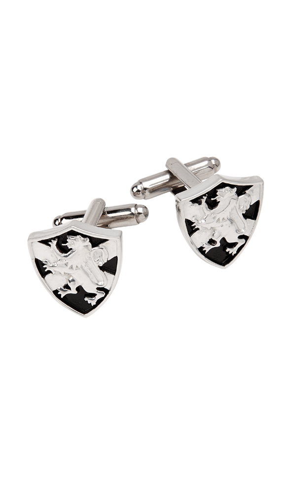 Axe Kilt Pin & Shield Cufflnk Gift Set