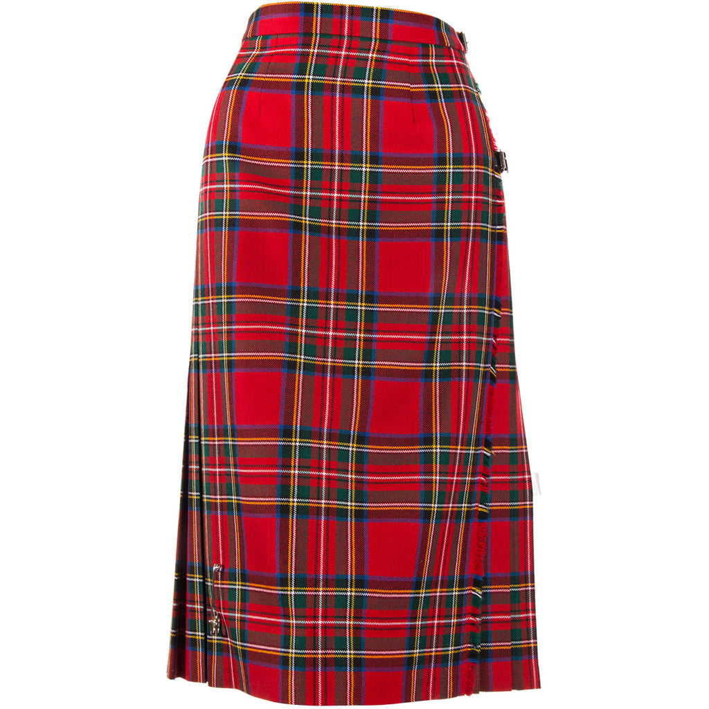 Ladies Tartan Full Length Kilt