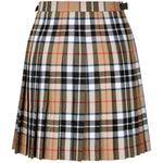 Ladies Tartan Mini Kilt