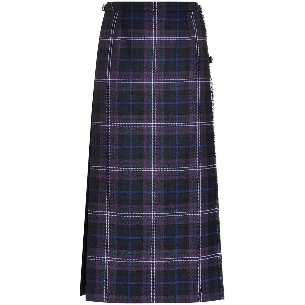Ladies Tartan Hostess Skirt