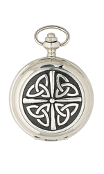 Celtic Quartz Pocket Watch