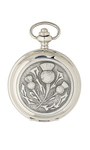 Matt Thistle Quartz Pocket Watch
