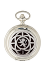 Saltire & Lion Rampant Mechanical Pocket Watch