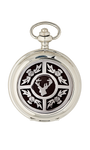 Thistle & Stag Quartz Pocket Watch