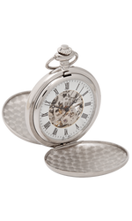 Hampton Mechanical Pocket Watch