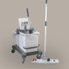 Vileda UltraSpeed Pro Double Bucket Mopping System
