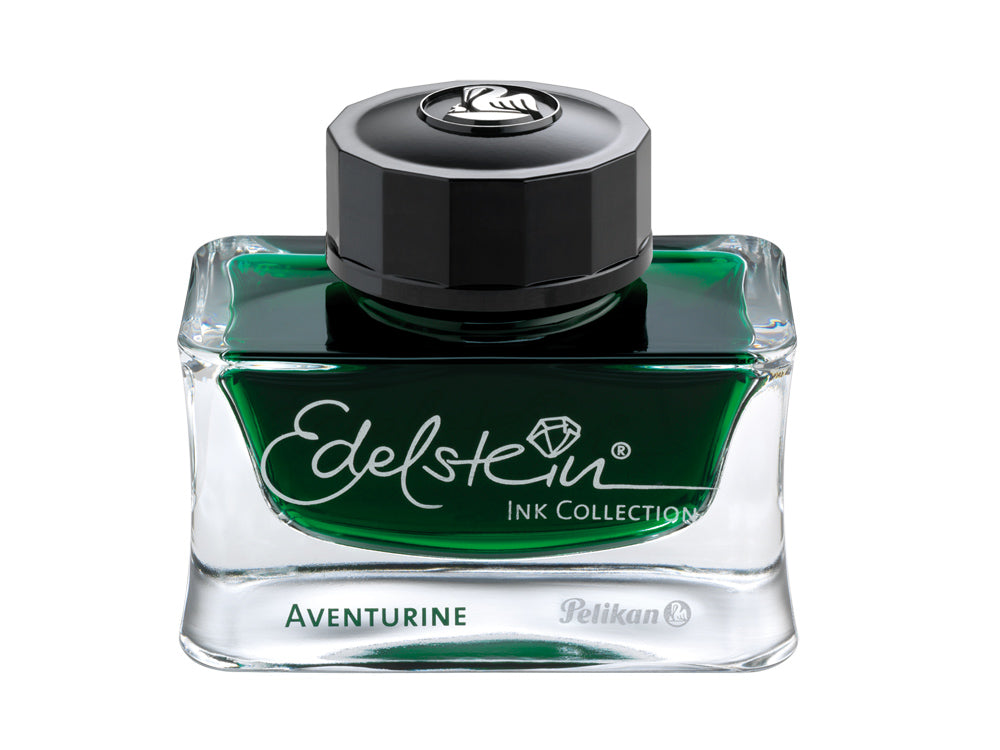 Pelikan - Edelstein Aventurine - Green - 50 ml Bottled Ink