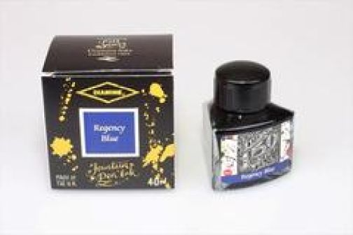 Diamine Refills Regency Blue Bottled Ink 40mL